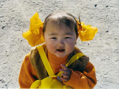 mongolian-baby