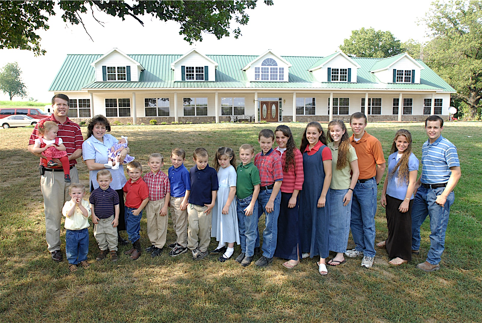 Duggar Family Expecting 20th Child
