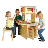 Guidecraft-Dramatic-Play-Café-Play-Kitchen
